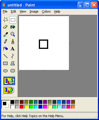 Ms Paint Rotate Image